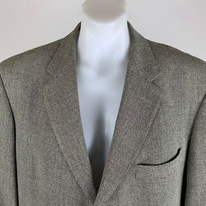 Hugo Boss Silk/Virgin Wool Blazer